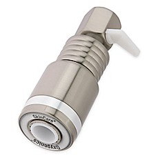 image of Oxygenics® SkinCare Fixed Showerhead with Comfort Control in Brushed Nickel