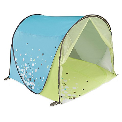 Babymoov 174 Anti Uv Tent In Green Blue Bed Bath Amp Beyond