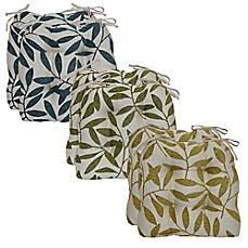 Image Of Waterfall Tree Chair Pads Set 2