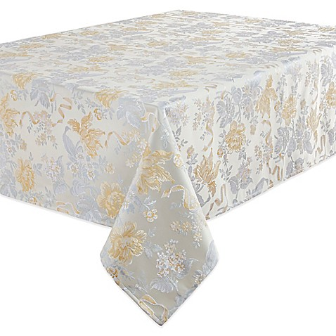Buy Waterford 174 Linens Eva 70 Inch Round Tablecloth From