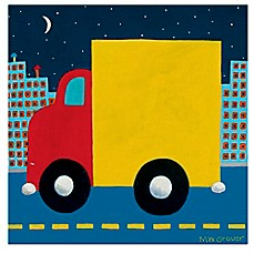 image of Oopsy Daisy Night Delivery Canvas Wall Art