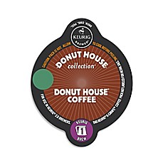 image of Keurig® K-Carafe™ Pack 8-Count Donut House® Collection Donut House Light Roast Coffee