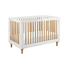 image of babyletto lolly 3in1 convertible crib in
