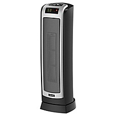 Image Of Lasko Ceramic Tower Heater With Remote Control And Oscillation