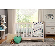 image of Babyletto Fleeting Flora Crib Bedding Collection