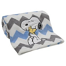 image of Lambs & Ivy® My Little Snoopy™ Blanket