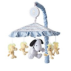 image of Lambs & Ivy® My Little Snoopy™ Musical Mobile