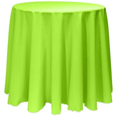 Basic Round Tablecloth Bed Bath Amp Beyond