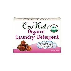 image of Eco Nuts® 0.5 oz. Travel Size 10 Loads Soap Nuts Organic Laundry Soap