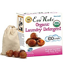 image of Eco Nuts® 6.5 oz. 100 Loads Soap Nuts Organic Laundry Soap