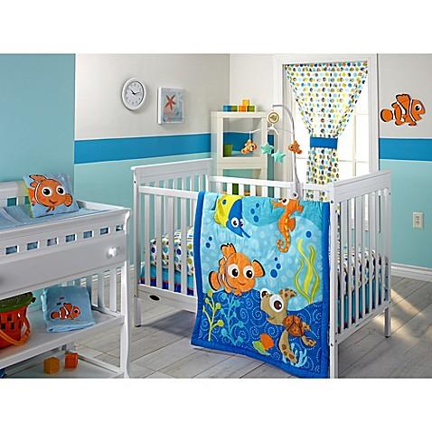Disney 174 Nemo Crib Bedding Collection Buybuy Baby