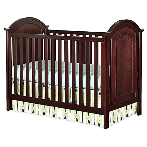 Westwood Designs Harper Cottage Convertible Crib In