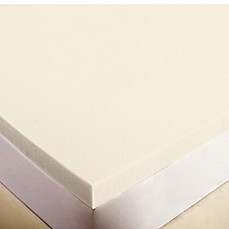 image of Authentic Comfort® 3-Inch Memory Foam Mattress Topper