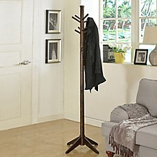 image of franklin coat rack cheap entryway furniture