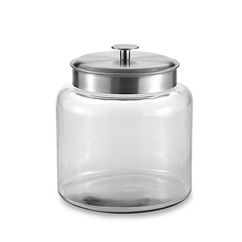 Anchor Hocking® Montana 1 1/2-Gallon Glass Jar with Lid