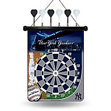 image of MLB New York Yankees Magnetic Dart Board
