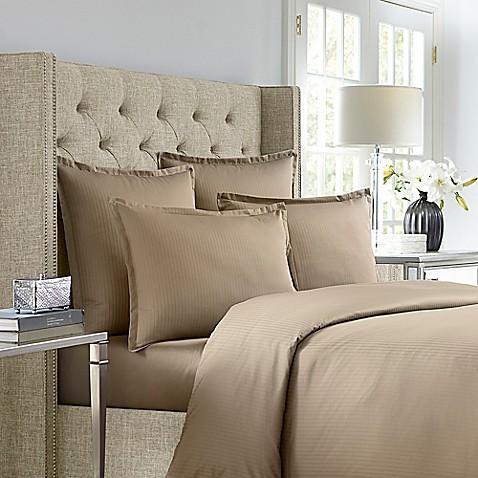 Buy Wamsutta 174 620 Thread Count Stripe European Pillow Sham