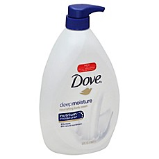 image of Dove® 34 oz. Deep Moisture Body Wash with Nutrium Moisture®