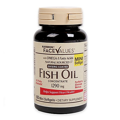 Buy harmon face values 60 count 1000 mg fish oil for Fish oil for add