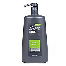 image of Dove® 23.5 oz. Men+Care Body Wash in Extra Fresh