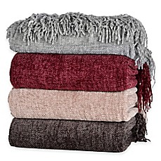 image of Berkshire Blanket® Chenille Comfort Throw