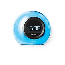 iHome® iBT29 Color Changing Dual Bluetooth® Alarm Clock Radio with Speakerphone Image