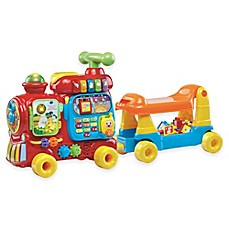 image of VTech® Sit-to-Stand Ultimate Alphabet Train