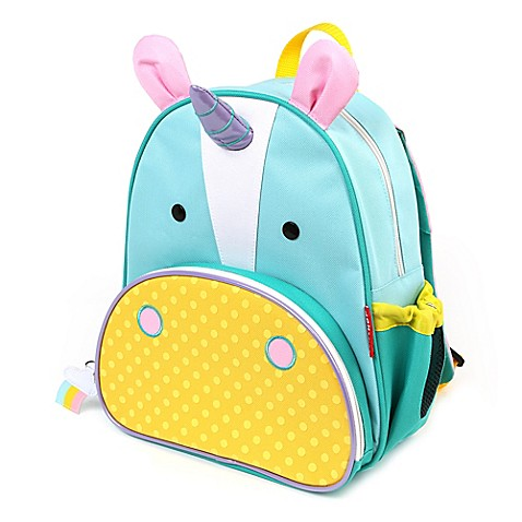 SKIP*HOP® Unicorn Zoo Little Kid Backpack - buybuy BABY