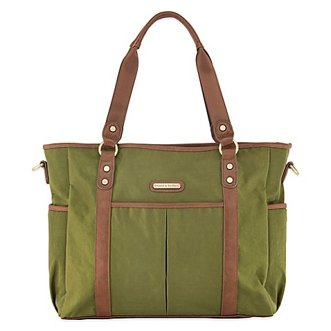 buy timi leslie classic tote diaper bag in serengeti green from bed ba. Black Bedroom Furniture Sets. Home Design Ideas