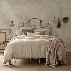 image of Wamsutta® Vintage Washed Linen Pillow Sham