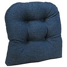 image of klear vu universal omega gripper chair pad - Chair Pads