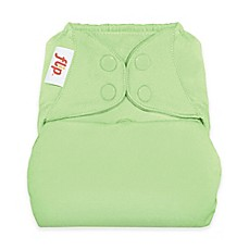 image of Flip™ Diaper Cover with Snap Closure in Grasshopper