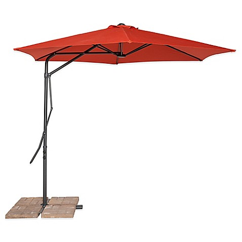 Bed Bath And Beyond  Cantilever Umbrella