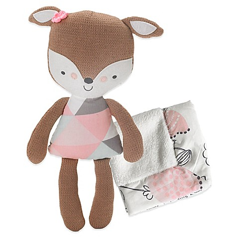 Lolli Living™ by Living Textiles Fiona Deer 2-Piece Softie Plush and ...