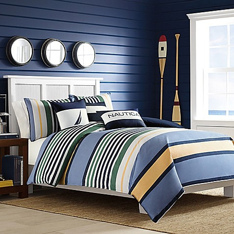 Nautica Dover Comforter Set Bed Bath Beyond