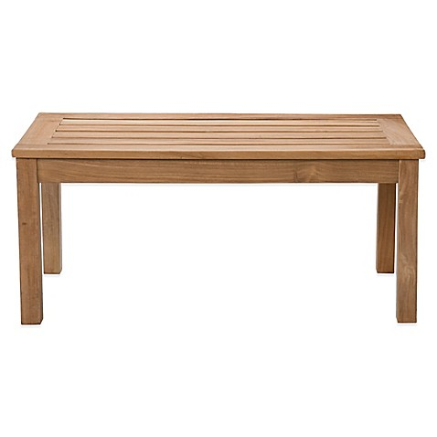 Southern Enterprises Coffee Table In Light Brown Bed Bath Beyond