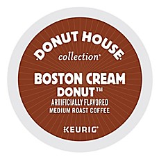 image of Keurig® K-Cup® Pack 18-Count Donut House Collection® Boston Cream Donut™ Coffee