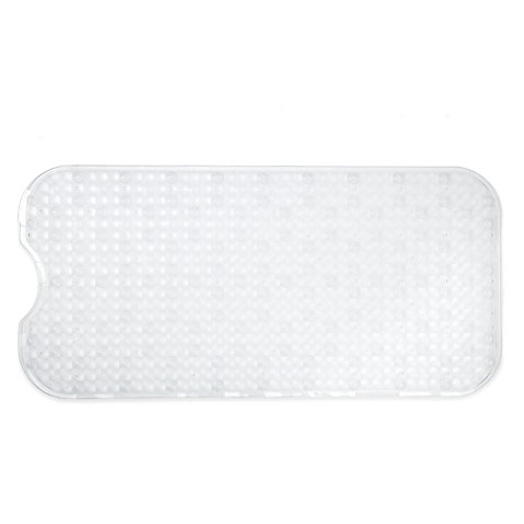 image of prism bath mat with comfortable textured surface