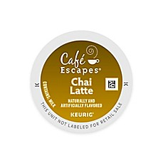 image of Keurig® K-Cup® Pack 16-Count Cafe Escapes® Chai Latte