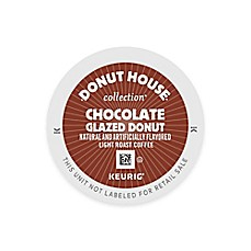 image of Keurig® K-Cup® Pack 18-Count Donut House Collection® Chocolate Glazed Donut Coffee