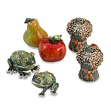 image of Quest Gifts and Design Salt and Pepper Shaker Sets
