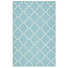 image of Kaleen Escape Trellis Indoor/Outdoor Rug