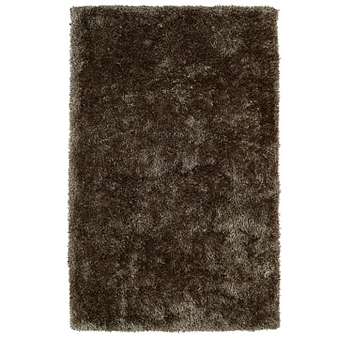 buy kaleen posh 8 foot x 10 foot shag area rug in light. Black Bedroom Furniture Sets. Home Design Ideas