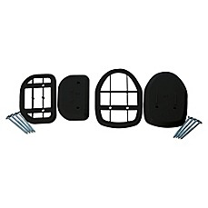 image of Dreambaby® Spacers for Retractable Gate in Black