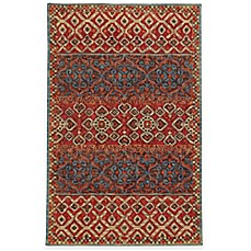 image of Tommy Bahama® Jamison Southwest Rug in Red