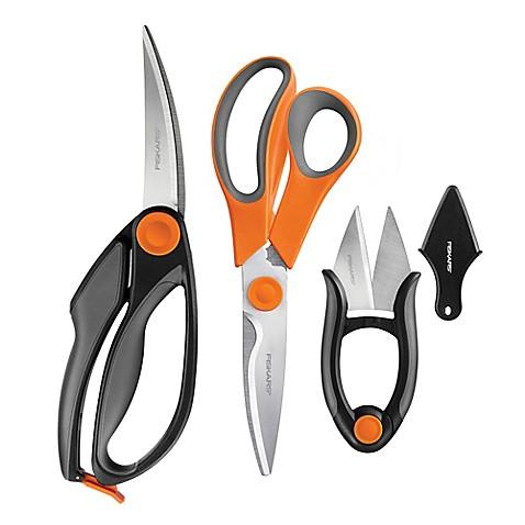 Fiskars Kitchen Shears  Piece Set