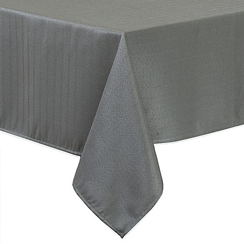 Buy Windsor Stain Resistant 90 Inch Round Tablecloth In