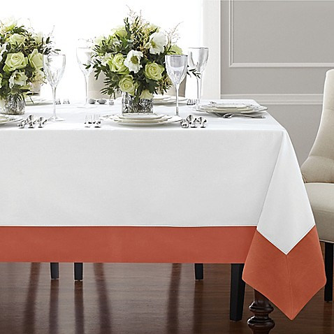 Bed Bath And Beyond Wamsutta Tablecloth Border