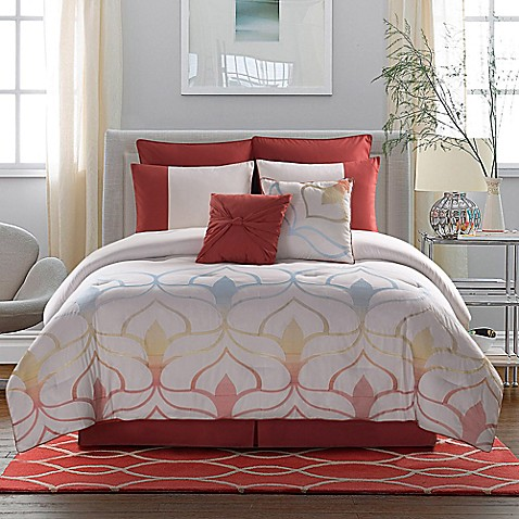 clairebella cabo comforter set in white bed bath amp beyond clairebella cabo comforter set in white bed bath amp beyond 174