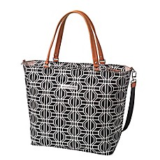 image of Petunia Pickle Bottom® Altogether Tote in Constellation